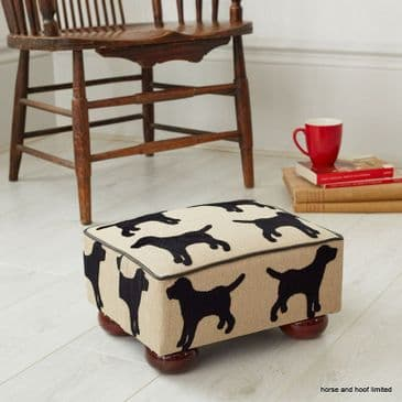 The Labrador Company Eaton Small Footstool - Labrador