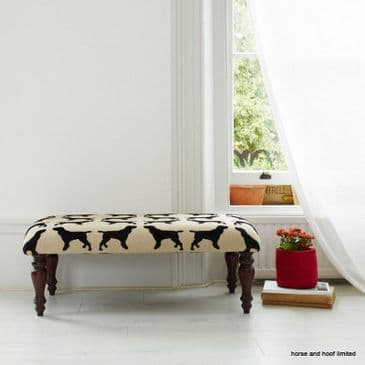 The Labrador Company Footstools and Ottomans