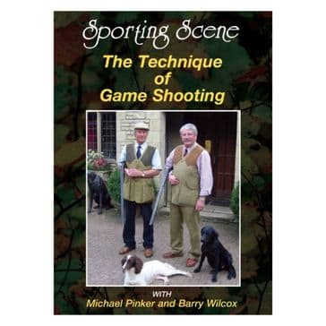 The Technique of Game Shooting DVD