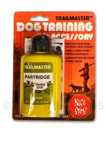 Trailmaster Gundog Partridge Training Scent