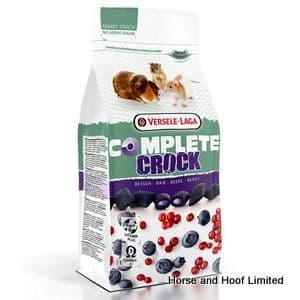 Versele Laga Crock Complete Berry Snacks  For Small Animals 9 x 50g