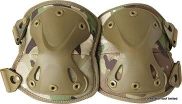Viper Hard Shell Knee Pads - V-Cam