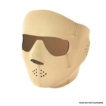 Viper Special Ops Face Mask - Sand