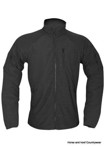 Viper Tactical Fleece Jacket - Black