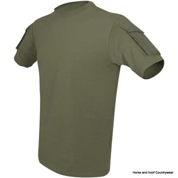 Viper Tactical T-Shirt - Green