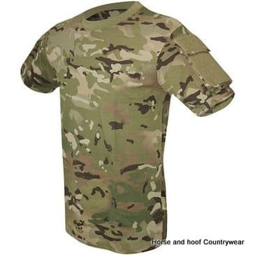 Viper Tactical T-Shirt - V-Cam