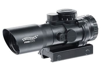 Walther RS55 4x32 Tactical Scope