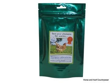 Westgate Laboratories LTD Worm Count Kit For Chickens