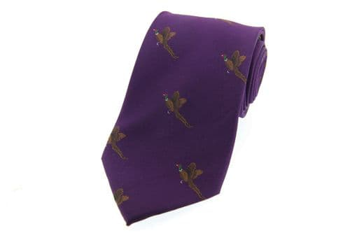 Woven Silk Country Ties
