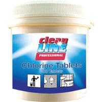 Cleanline Chlorine Tablets 200 Tablets per Tub