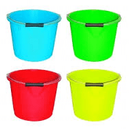 Lucy Ultra Bucket Hygiene  15 Litre Capacity