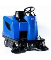 Nilfisk Alto Floortec R 670 Sweeper - Petrol Version
