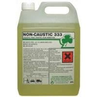 Non-Caustic 333 Caustic Free Vehicle Traffic Film Remover 1 X 5