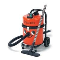 Numatic NQS 350B-22 Commercial 'Combo' Vacuum Cleaner + Kit A1 (Black/Red)