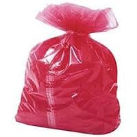 Red Hot  Water Fully Soluable Laundry Bag