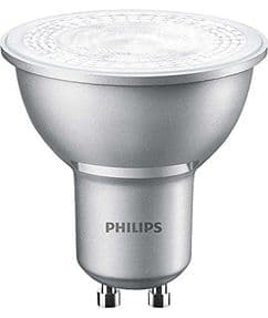 GU10 LED Dimmable Bulb SMD - Brightest Available 50W Halogen Replacement 420 lumens