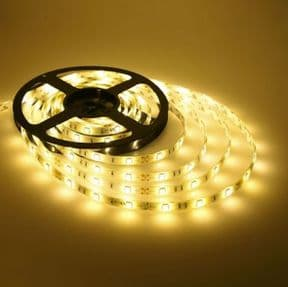 LED Strip Lights 12V | Warm White | 36W- 5 Meter | Waterproof IP65 | Dimmable