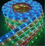 RGB LED Strip Lights 12V | 36W- 5 Meter | Waterproof IP65 | Dimmable | Multiple Colour
