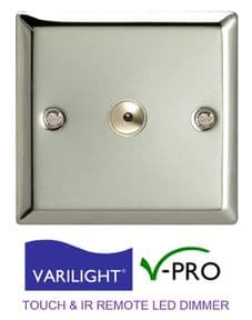 Varilight V-Pro LED Dimmer | Touch & Remote Control Light Switch