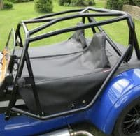 Half Hood for Westfield with a Roll Cage
