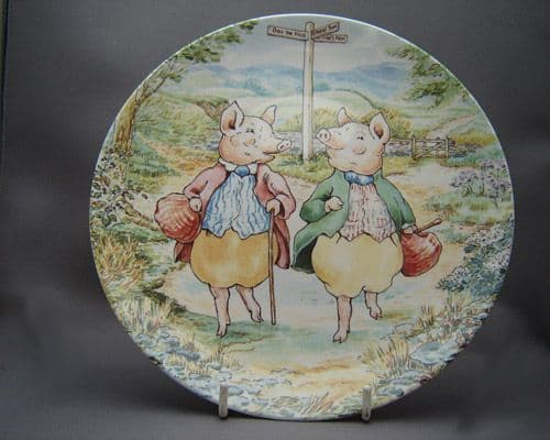 Pigling Bland Plate