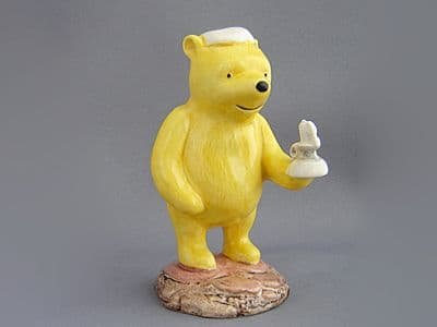 Pooh Lights the Candle