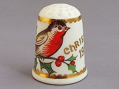 Queens Thimble - Christmas, 1982