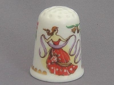 Queens Thimble - Eleventh Day of Christmas