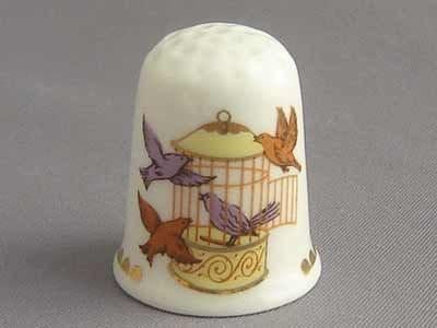 Queens Thimble - Fourth Day of Christmas