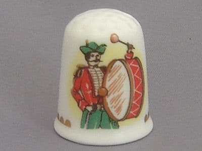 Queens Thimble - Ninth Day of Christmas