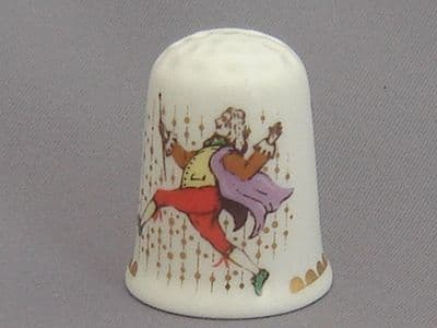 Queens Thimble - Twelfth Day of Christmas