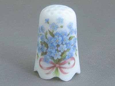 Retsch Thimble - Forget-me-nots