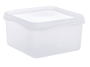 2.4 LITRES SIZED FOODGRADE TUBS