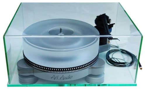 Art Audio Perspex Turntable Cover
