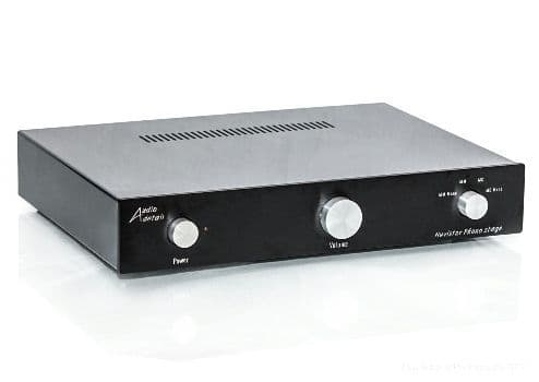 Audio Detail NV-08 Nuvistor Phono Stage