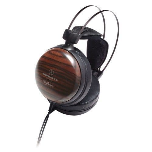 Audio Technica ATH-W5000 Wooden Closed Back Headphones