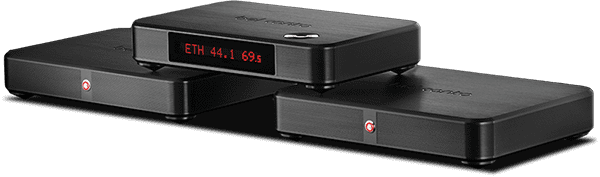 Bel Canto BLACK  ASC2/ MPS1 - The System