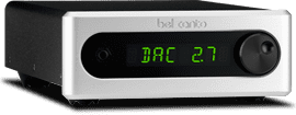 Bel Canto DAC 2.7 with Pre-Amplifier