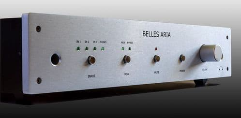 Belles Aria Integrated Amplifier