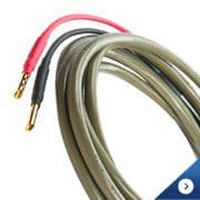 Ecosse MS2.3 Speaker Cables
