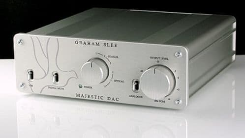 Graham Slee Majestic Stereo DAC