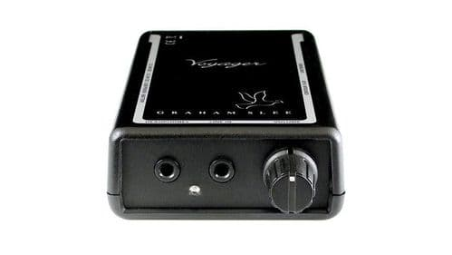 Graham Slee Voyager Battery-Portable - Headphone Amplifier