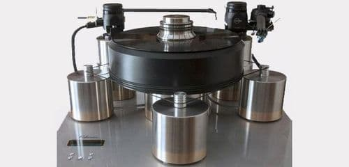 J. Sikora Reference Line Turntable