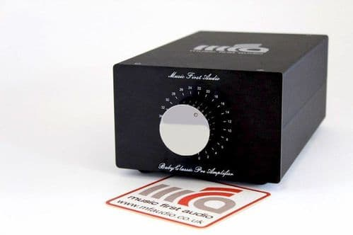 Music First Audio  Baby Classic Pre-Amplifier