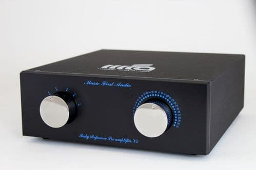 Music First Audio  Baby Reference V2 Pre-Amplifier