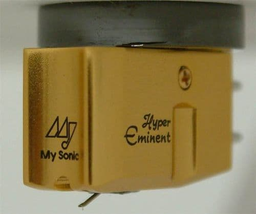 My Sonic Lab - Hyper Eminent Low Impedance Moving Coil Cartridge