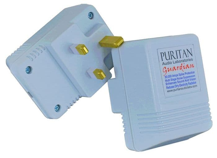 Puritan Audio Labs Guardian Mains Conditioner/Spike Clamp