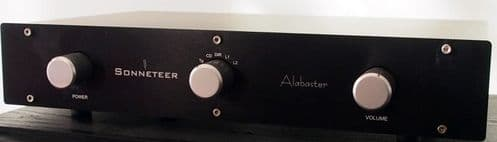 Sonneteer Alabaster Integrated Amplifier