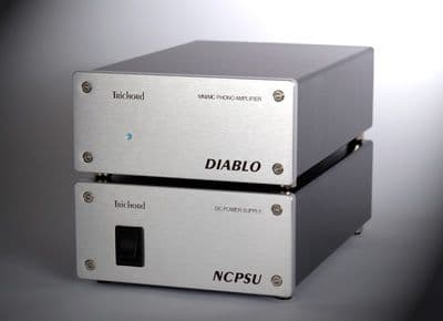 Trichord Diablo Phono Stage