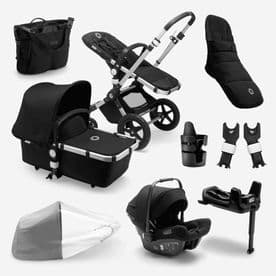 Bugaboo Cameleon 3 Plus Ready To Go Further Bundle